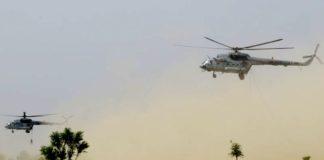 Exercise GANDIV VIJAY in Bikaner-1