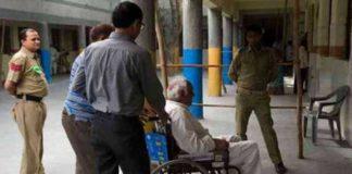 voter on vheel chair