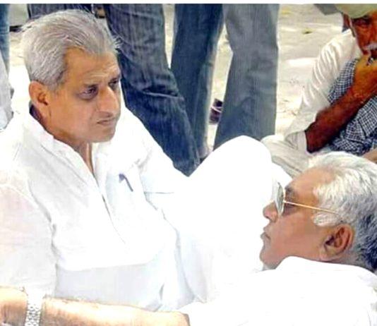 ramkishan acharya devisingh bhati